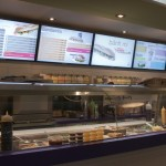 Vua's Digital Menu Board