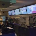 MenuView Digital Menu Boards at Vua Sandwich