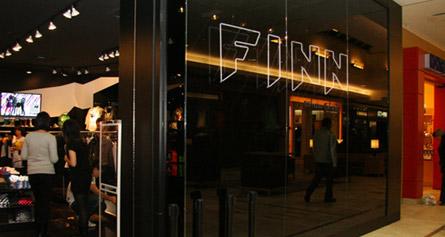 finn boutique storefront